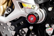 Load image into Gallery viewer, CNC Racing Front Wheel Axle Slider 4 Colors Ducati 1199 Panigale