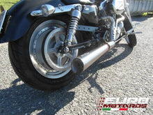 Load image into Gallery viewer, Harley Davidson Sportster 2003-2013 Zard Sport Exhaust System Stainless Steel