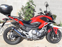 Load image into Gallery viewer, Honda NC700 X/S i.e. 2012-2013 Endy Exhaust Silencer XR-3 Slip-On