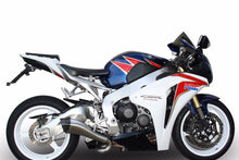Load image into Gallery viewer, Honda CBR1000RR 2008-11 EXAN X-Black Evo Inox Exhaust Slipon Silencer Carbon Cap