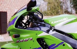 Kawasaki ZX9R 94-97 Toby Steering Damper Stabilizer & Mount Kit 3 Colors