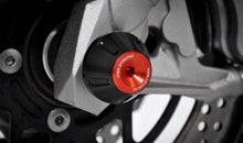 Load image into Gallery viewer, KTM Duke 390 2013-2014 RD Moto Front Wheel Axle Sliders PV2 7 Colors