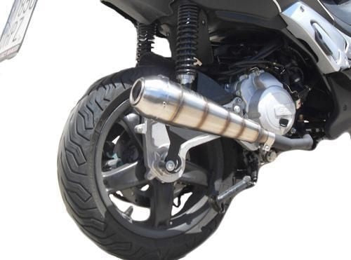 Kymco Filly 50 4 Stroke 2007-2013 Endy Exhaust Full System GP Hurricane