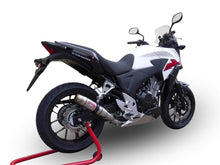 Load image into Gallery viewer, Honda CB500X CB 500X 2013-2015 GPR Exhaust Full System With Deeptone Muffler