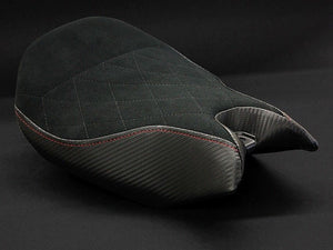Ducati 1199 Panigale Luimoto Rider Seat Cover *Fit Ducati Performance Seat Only*