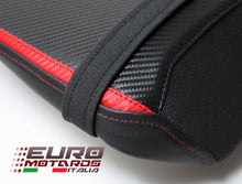 Load image into Gallery viewer, Suzuki GSXS 1000 GSXS 1000F 2015-2019 Luimoto Tec-Grip Seat Covers Front & Rear