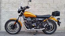 Load image into Gallery viewer, Moto Guzzi V9 Bobber / Roamer MassMoto Exhaust Full System 2in2 Hot-Rod New