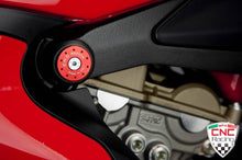 Load image into Gallery viewer, CNC Racing Frame Plugs Caps 4 Colors 5pc Ducati Monster 01-07 695 800 1000