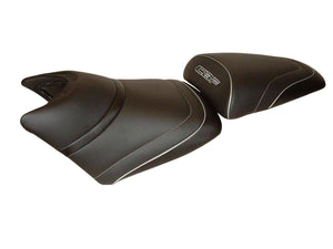 Honda CBF 600 2008-2013 Top Sellerie Deluxe Comfort Seat Long Raised Gel 2383