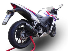 Load image into Gallery viewer, Honda CBR 500R 2013-2018 GPR Exhaust Systems Furore Slipon Muffler Silencer New