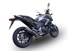 Load image into Gallery viewer, Honda NC 750 X/S DCT 2014-2015 GPR Exhaust Systems GPE CF Muffler Road Legal