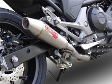 Load image into Gallery viewer, Honda NC750 X-S 2014-18 GPR Exhaust Systems Powercross Slipon Muffler Road Legal