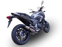 Load image into Gallery viewer, Honda NC 750 X - S DCT 2014-2015 GPR Exhaust Deeptone Slipon Muffler Road Legal