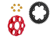 Load image into Gallery viewer, CNC Racing Sprocket-Carrier-Nuts 40 Teeth 530 Ducati Multistrada 1200 1260 10-19