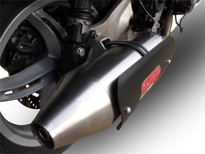 Malaguti Spidermax 500 GT GPR Exhaust Systems Vintalogy Slipon Silencer