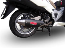 Load image into Gallery viewer, Malaguti Spidermax 500 GT GPR Exhaust Systems Vintalogy Slipon Silencer