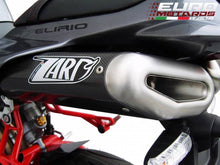 Load image into Gallery viewer, Bimota DB6 Delirio Zard Exhaust Penta Carbon Silencers