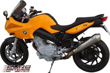 Load image into Gallery viewer, BMW F800S F800 ST Zard Exhaust Conical Steel Silencer Road Legal Muffler