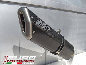 BMW R1200GS & Adventure 2004-2009 Zard Exhaust Penta Carbon Silencer Muffler