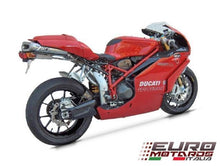 Load image into Gallery viewer, Ducati 999 Biposto Dual Seat Zard Exhaust Full System & Titanium Silencer +9HP