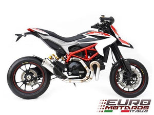 Ducati Hypermotard 821 939 13-15 Zard Exhaust Full Racing System Limited Edition