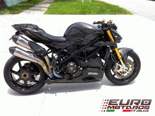 Load image into Gallery viewer, Ducati Streetfighter Zard Exhaust Steel System & Titanium Silencers +3HP