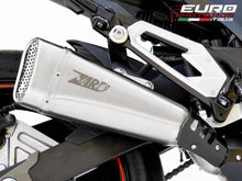 Load image into Gallery viewer, Kawasaki Z800 2013-2016 Zard Exhaust Stainless Steel Racing Silencer