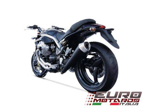 Moto Guzzi Griso 2V-4V Zard Exhaust Conical Silencer Black Muffler +3HP