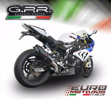 Load image into Gallery viewer, BMW S1000RR 2015-2016 GPR Exhaust Systems Furore Slipon Silencer Road Legal New