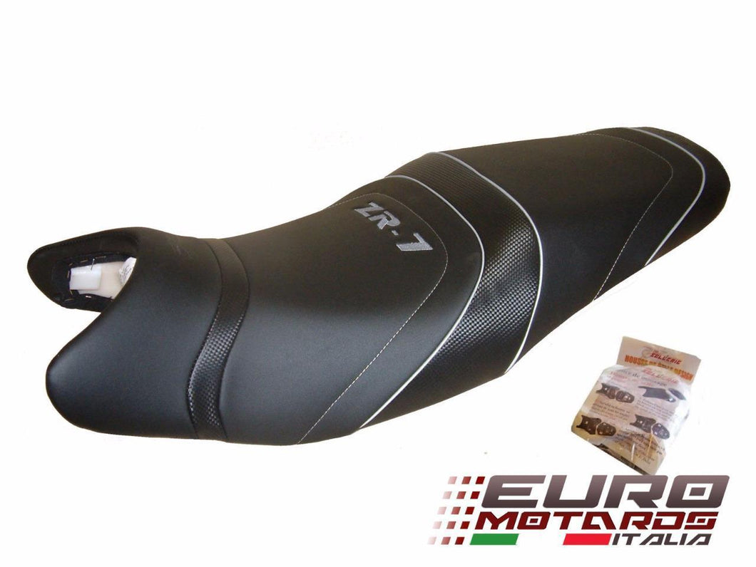 Kawasaki ZR7 ZR-7 Top Sellerie Seat Cover Housse De Selle REF4089