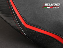 Load image into Gallery viewer, Ducati 1199 Panigale Luimoto Veloce Tec-Grip Suede Seat Cover For Rider New