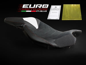 BMW S1000XR S 1000 XR 2015-2019 Luimoto Tec-Grip Suede Seat Cover 4 Colors New