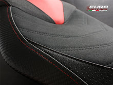Load image into Gallery viewer, BMW S1000XR S 1000 XR 2015-2019 Luimoto Tec-Grip Suede Seat Cover 4 Colors New