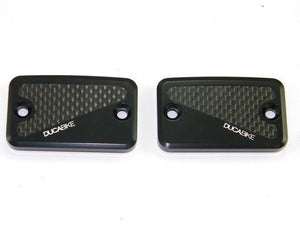 Ducabike Brake & Clutch Caps Black Color Ducati Monster 400-600-620-750-800