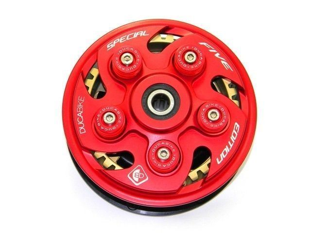 Ducabike Slipper Clutch 5 Spider Springs Red Ducati Monster 1098 1198 Hyper 1100