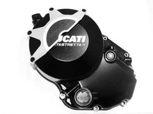Load image into Gallery viewer, Ducabike Clutch Cover Protector Sil Ducati Hypermotard 796 Streetfighter 848