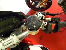 Load image into Gallery viewer, Ducabike Brake & Clutch Caps Blac Ducati 1199 Panigale 848 1098 1198 Multistrada