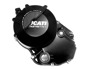 Ducabike Clutch Cover Protector Blk Ducati Monster 696 796 1100 Multistrada 1200