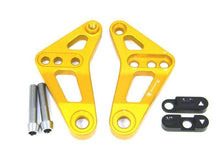Load image into Gallery viewer, Ducati 899 1199 Panigale /R Ducabike Adjustable Height Suspension Rear Link Gold