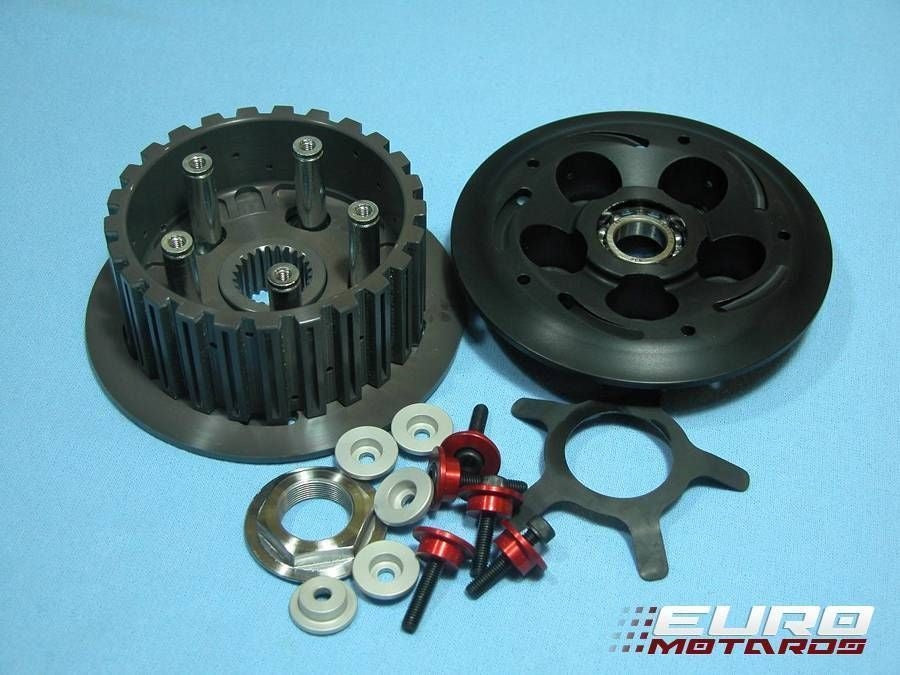 Honda CBR600RR 2003-2014 TSS Slipper Clutch Anti-Hopping Race-tec