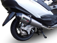 Load image into Gallery viewer, GPR Exhaust Full System GPE Titanium Silencer for Suzuki Burgman 650 2013-2014