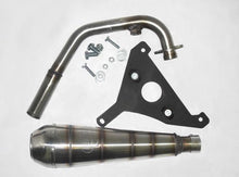 Load image into Gallery viewer, Piaggio Vespa ET4 125-150 1997-2011 Endy Exhaust Full System GP Hurricane