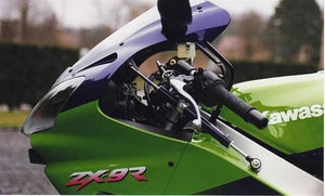 Kawasaki ZX9R 00-03 Toby Steering Damper Stabilizer & Mount Kit 3 Colors