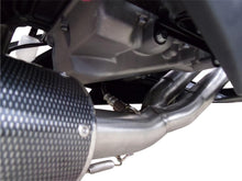 Load image into Gallery viewer, Kawasaki ER6 12-16 N-F GPR Exhaust Full System With Catalyzer GPE CF Silencer