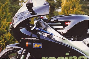 Aprilia RS RS 250 98-02 Toby Steering Damper Stabilizer & Mounting Kit 3 Colors