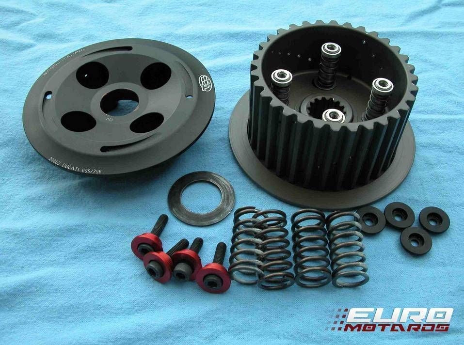 Ducati Monster 695 696 796 TSS Slipper Clutch Anti-Hopping With Special Springs