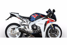 Load image into Gallery viewer, Honda CBR1000RR 2008-2011 EXAN X-Black Evo Exhaust Slip-On Silencer Carbon Cap