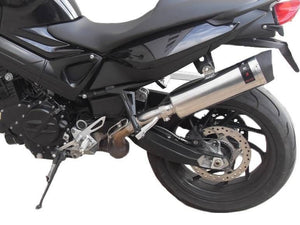 Honda Integra 700 i.e. 2012-2013 Endy Exhaust Silencer XR-3 Slip-On