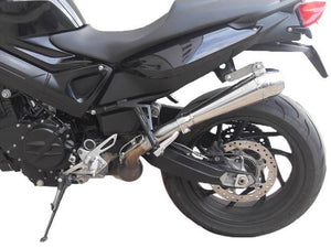 BMW F800R i.e. 2009-2012 Endy Exhaust Muffler Pro GP Slip-On