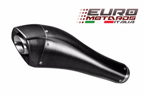 Suzuki GSXR 600 2011-2016 EXAN X-Black Evo Exhaust Slip-On Silencer Carbon Cap